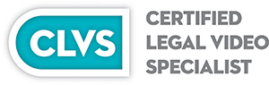 Certified Legal Video Specialist logo