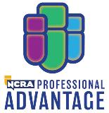 NCRA Professional Advantage logo