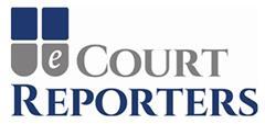 eCourt Reporters sponsor logo