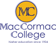 MacCormack College Corporate Partner logo